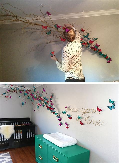 butterfly bedroom decor best 25 butterfly wall decor ideas on pinterest diy butterfly decorations butterfly wall and