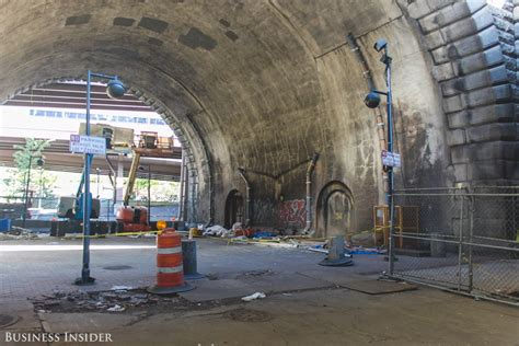 Underground Shelter Designs strangest facts of the brooklyn bridge business insider
