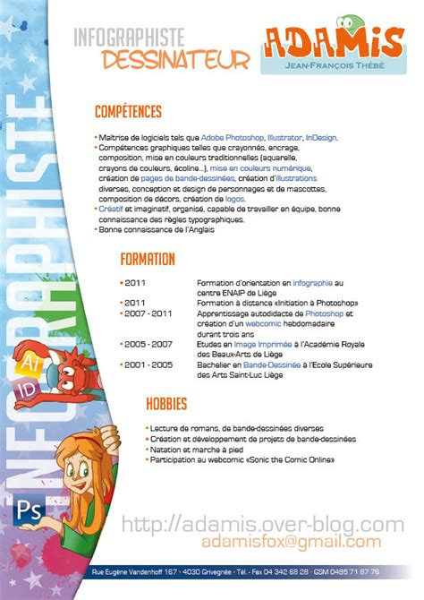 graphic design cv online graphic designer resume by adamis on deviantart