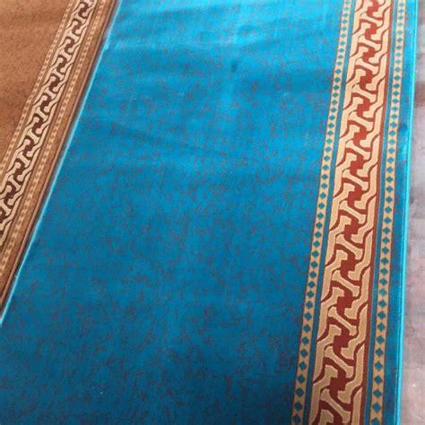 Karpet Plastik Per Rol karpet masjid roll century jual perlengkapan masjid