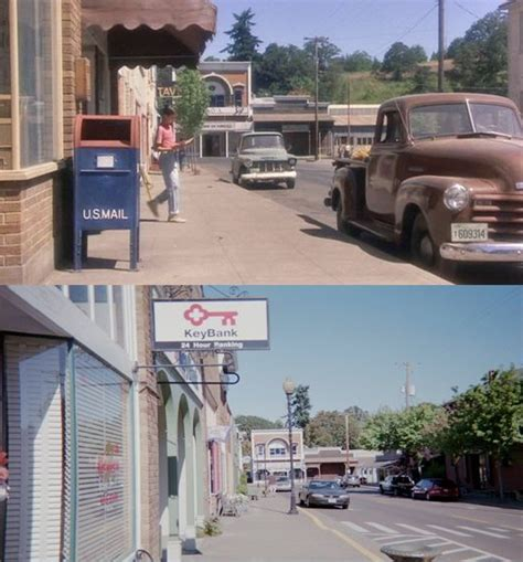 A Place Filming Location Then Now Locations Stand By Me