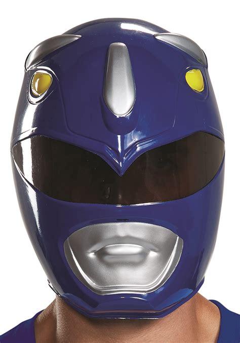 power rangers blue ranger mask  adults