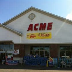 Acme Markets Livsmedel 15 Avalon Blvd Cape May Court House Nj Usa
