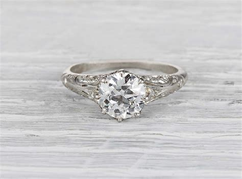 Wedding Rings Vintage by Vintage Engagement Rings Cosmetic Ideas Cosmetic Ideas
