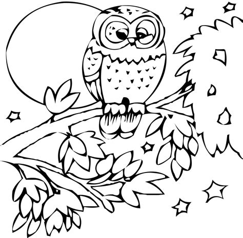 free coloring pages animals for children image 4