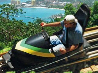 theme park jamaica lyrics rainforest adventures mystic mountain amusement park at