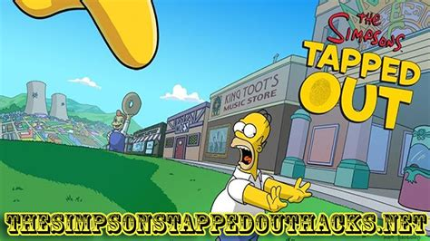simpsons tapped out hack android the simpsons tapped out hacks donuts generator