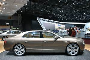 Who Makes The Bentley Autoblog 2014 Bentley Flying Spur Makes Its Swiss Debut