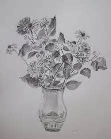 drawing flower images archives pencil drawing collection