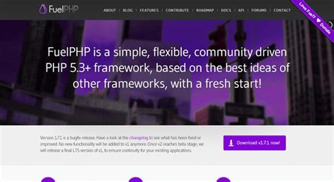 best simple php framework a roundup of best php html5 and css frameworks code geekz