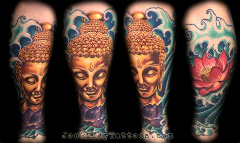 joe tattoo buddha by joe tattoonow