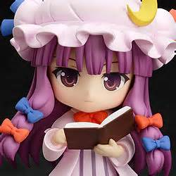 521 Nendoroid Patchouli Knowledge nendoroid patchouli knowledge