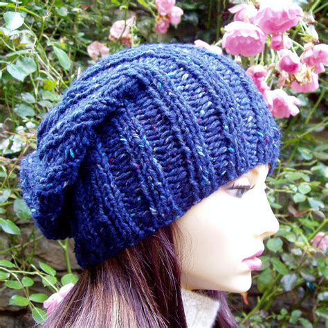 knitting pattern hat chunky items similar to beanie knitting pattern for seattle