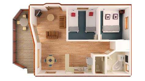 1 bedroom bungalow floor plans 2 bedroom bungalow floor plan two bedroom cottages 2