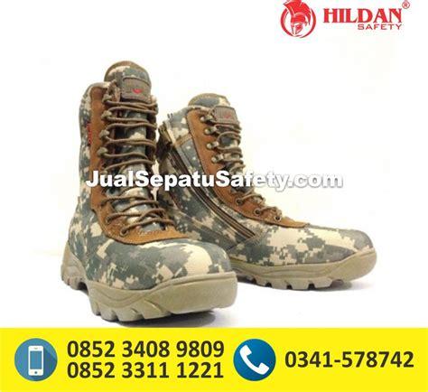 Sepatu Safety Army sepatu oakley us army