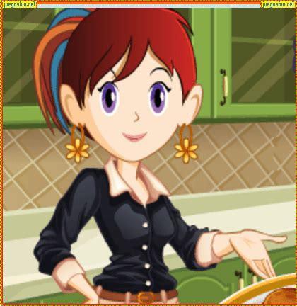 los juegos de cocinar todos los juegos de cocinando con sara juegosfun net