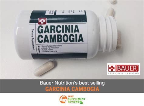 best garcinia cambogia supplement garcinia cambogia review best bauer nutrition