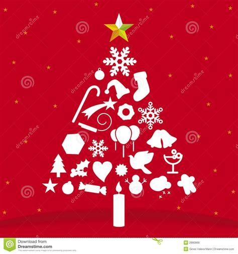 imagenes navidad libres 193 rbol de navidad vector ilustraci 243 n del vector imagen