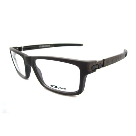 oakley rx glasses prescription frames currency 8026 02