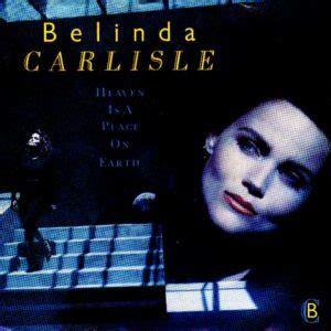 belinda carlisle heaven   place  earth  stems