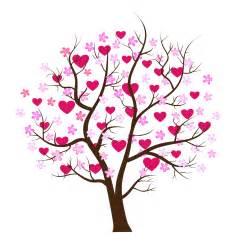 arboles de corazones imagui