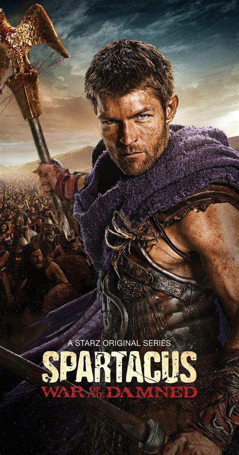 film gladiator spartacus spartacus war of the damned tv series 2010 2013 imdb