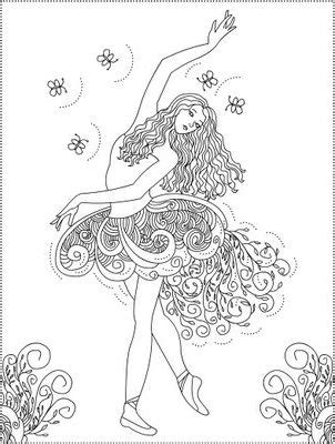 ballerina coloring pages for adults ballet coloring pages jpg 302 215 400 pixels printables