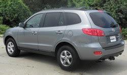 2007 Hyundai Santa Fe Towing Capacity by 2007 Hyundai Santa Fe Trailer Hitch Etrailer