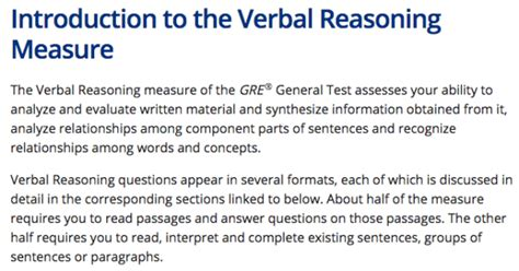 gre verbal section tips gre verbal magoosh gre blog