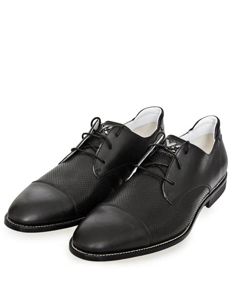 y 3 dress lace shoe black in black for lyst