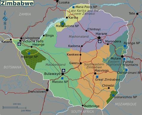 filezimbabwe regions mapsvg wikimedia commons