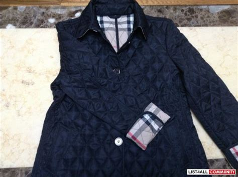 sale 60 00 replica burberry quilted jacket katkat