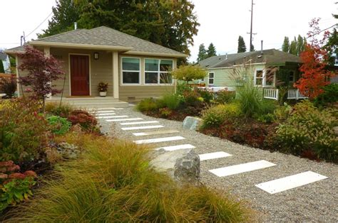 permaculture front yard design fall colors front yard erin lau design