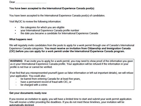 Introduction Letter Canada How To Apply For A Canadian Working Visa 2016 The New Process Stepwest