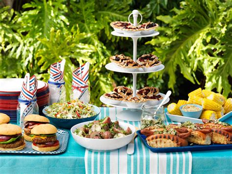 4th of july ideas food decor for a fourth of