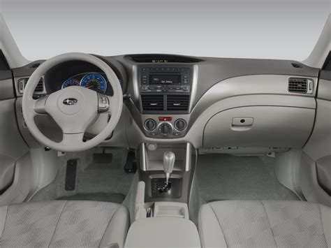 2009 subaru forester interior 2009 subaru forester reviews and rating motor trend