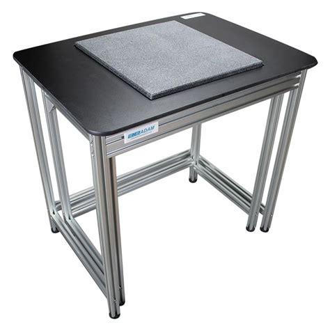 table anti vibration adam anti vibration table northern balance