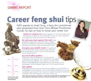 Feng Shui Karriere by Feng Shui For Career 8treasures