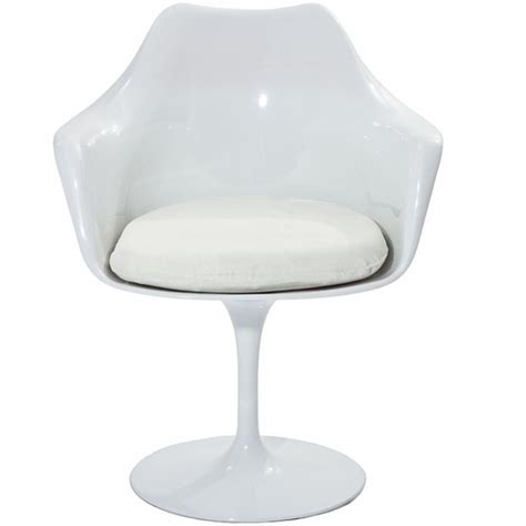Saarinen Arm Chair Design Ideas Eero Saarinen Style Tulip Arm Chair
