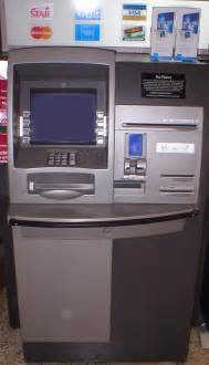 automatic teller machine automated teller machine