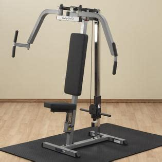 solid gpm65 plate loaded pec machine fitness