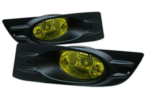 Fog Lights by Spyder Fog Lights Spyder Yellow Fog Light Kits