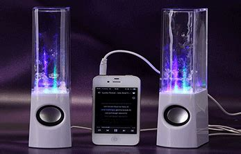 best water speakers 2018 dancing water speakers
