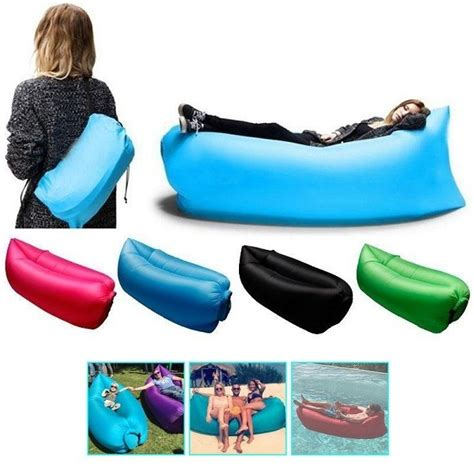 Kursi Angin kursi angin malas lazy air bag sofa bed laybag