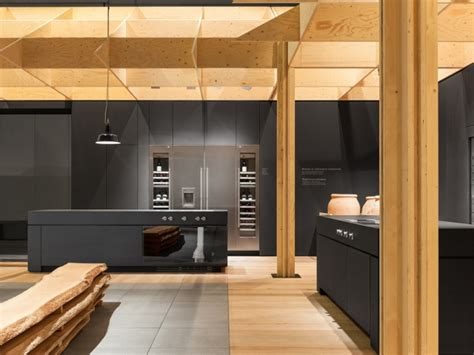Gaggenau Kitchen by Gaggenau At The Eurocucina 2014inspirationist Inspirationist