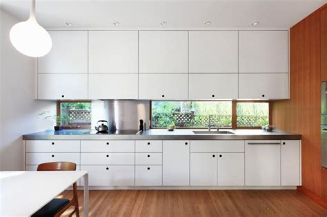 modern kitchen white cabinets kitchen design idea white modern and minimalist
