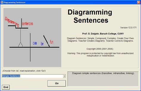 diagramming sentences software diagramming sentences software informer screenshots