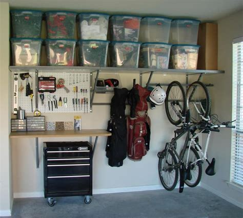 best storage solutions garage storage ideas