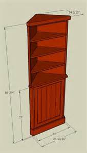 free woodworking plans for corner cabinets quick woodworking projects