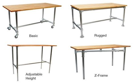 simple table kits pipe tables